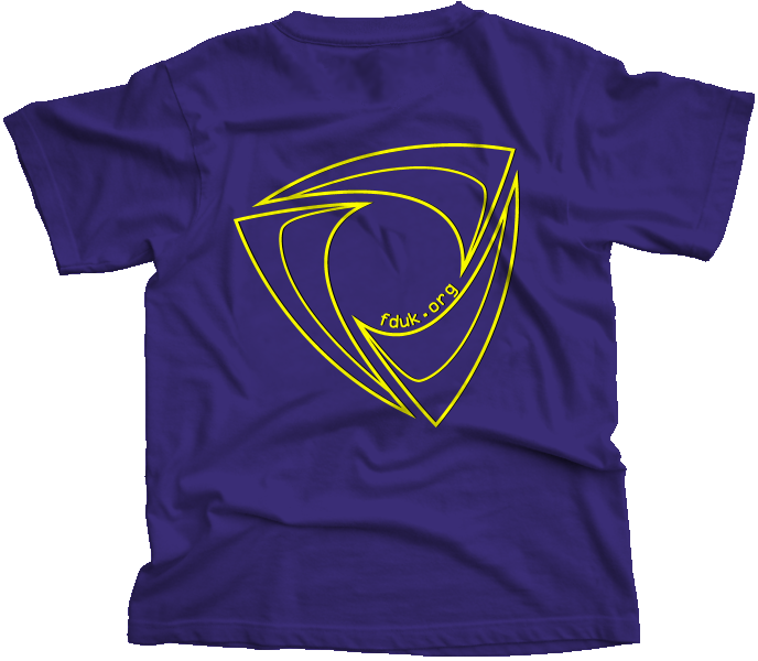 FD:UK Club T-Shirt Purple