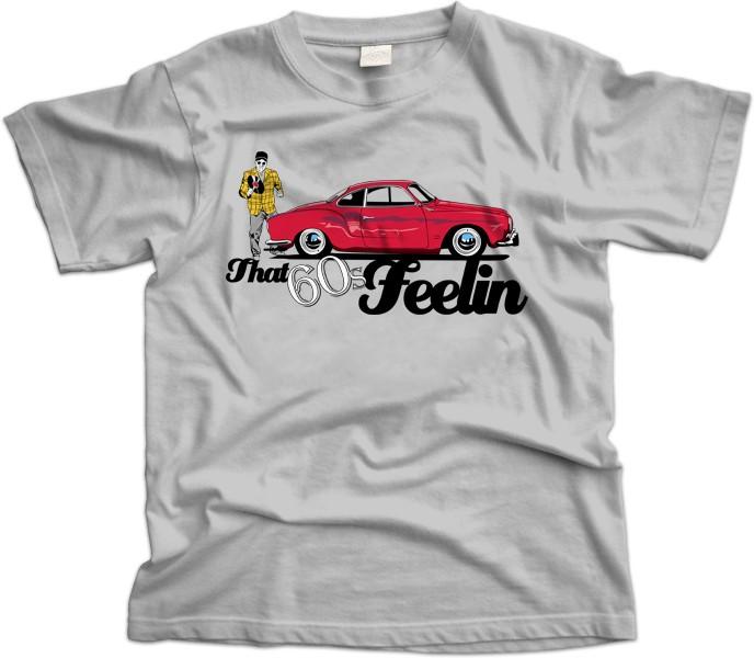 60's Feeling T Shirt
