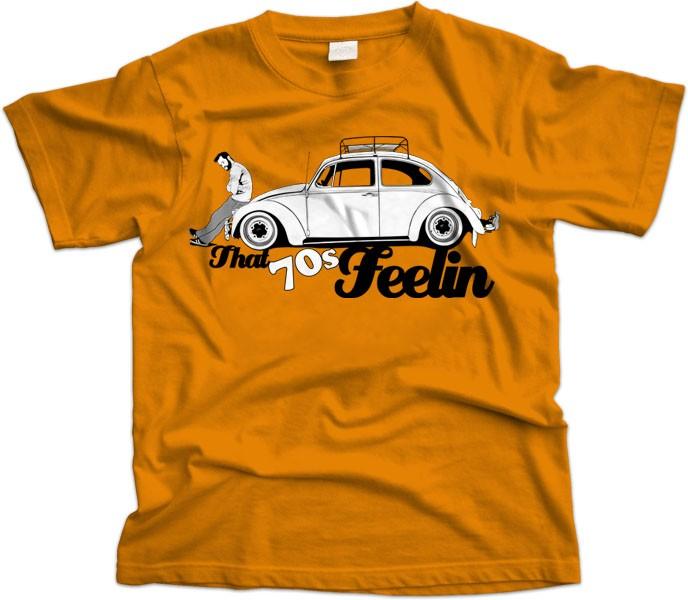 70's Feelin Beetle T-Shirt