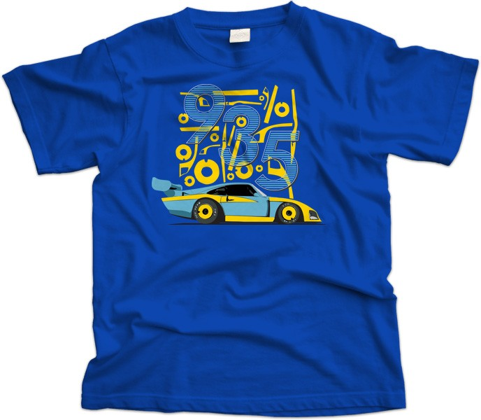 The Ultimate Porsche 935 T-Shirt