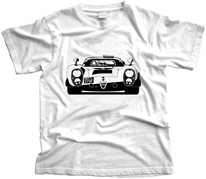 Alfa Tipo 33 T-Shirt