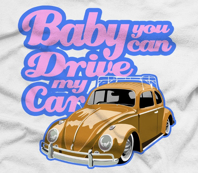 baby   drive  car  shirt