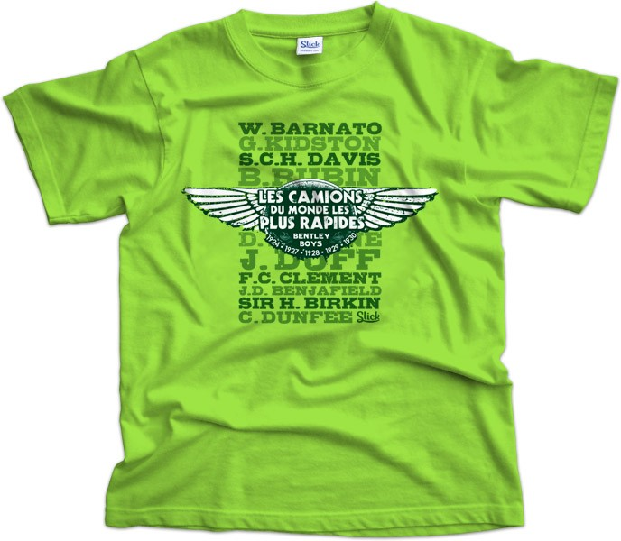 Bentley Boys T-Shirt