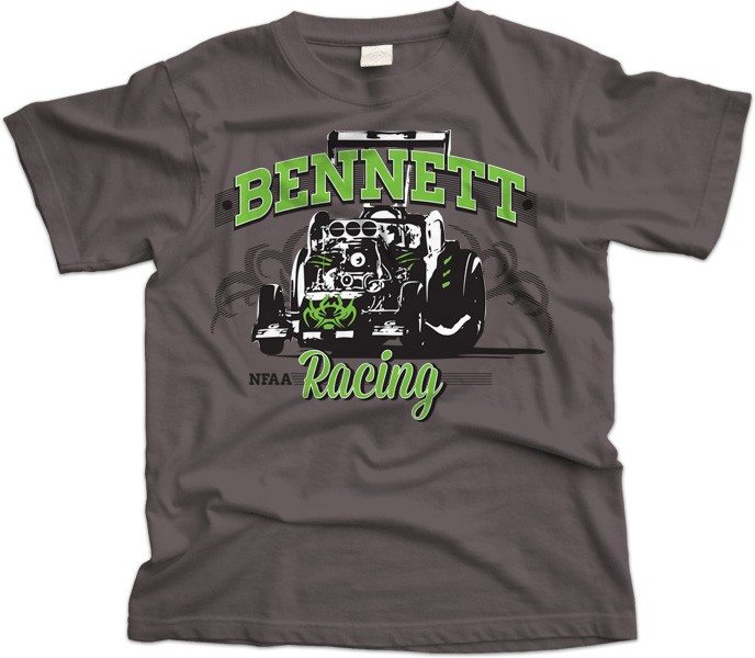 Bennett Racing NF/AA T-Shirt
