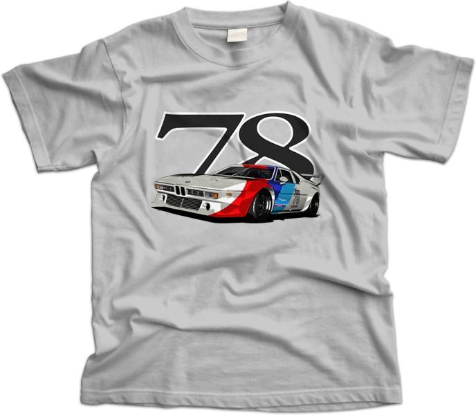 BMW M1 Car T-Shirt