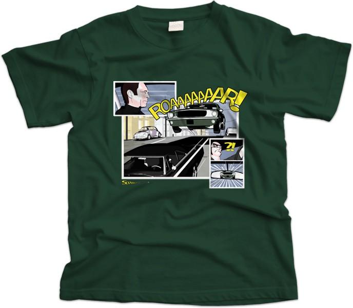 Bullit Mustang 390GT T-Shirt