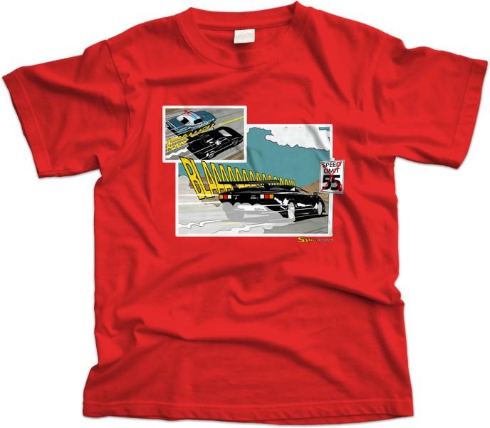 Cannonball Run Lamboghini T Shirt Petrolthreads Co Uk