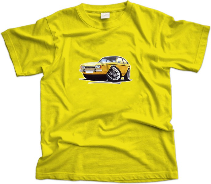 Ford Capri MK2 T-Shirt