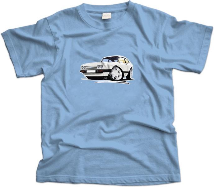 Ford Capri MK3 Car T-Shirt