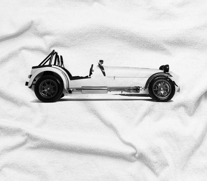 Caterham R500: Caterham R500 Car T-Shirt