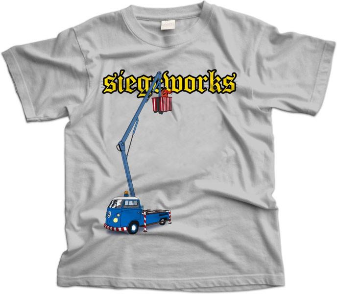 VW Splitty Cherry Picker T-Shirt