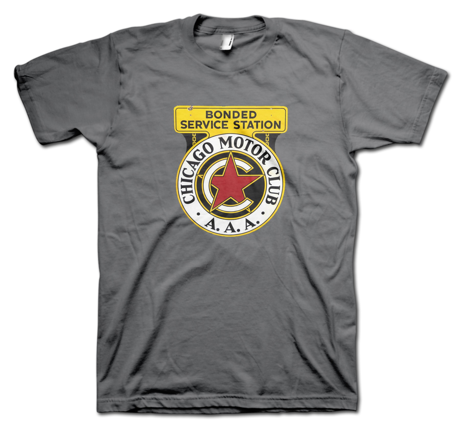 Chicago Motor Club Retro T-Shirt
