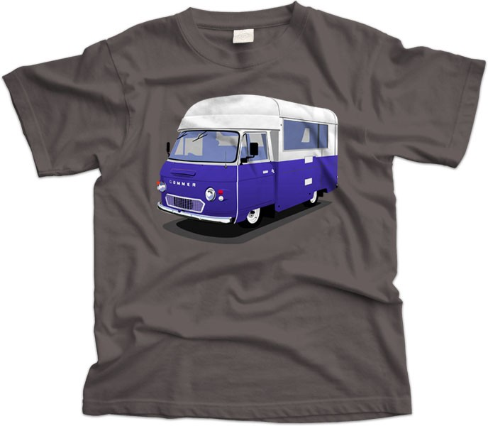 Commer Camper T-Shirt