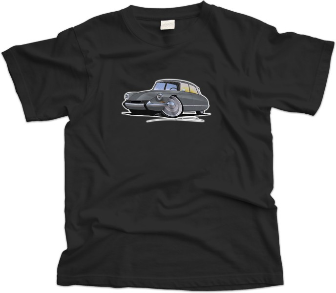Citroen DS Car T-Shirt