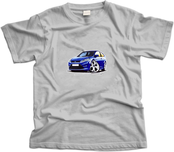 Ford Focus ST Facelift T-Shirt
