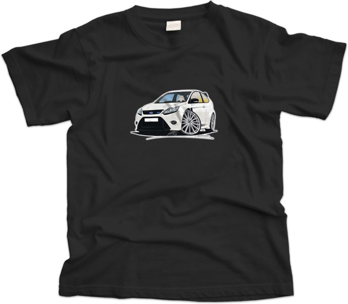 Ford Focus RS MK2 T-Shirt