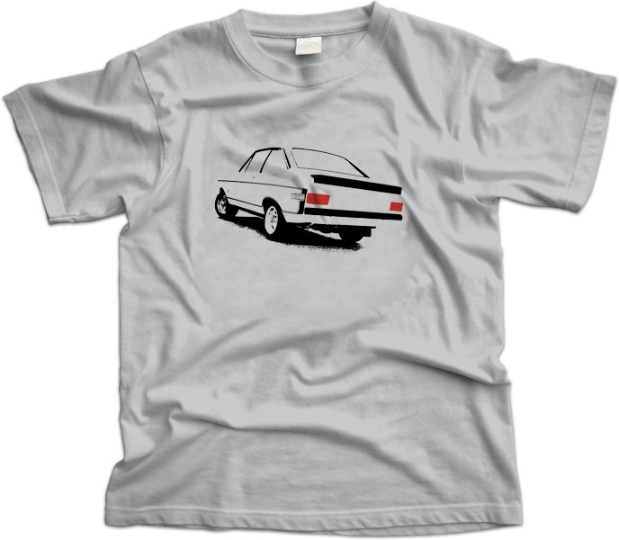 Ford Escort Mexico Mk2 T-Shirt