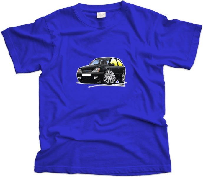 Ford Fiesta Black Edition T-Shirt
