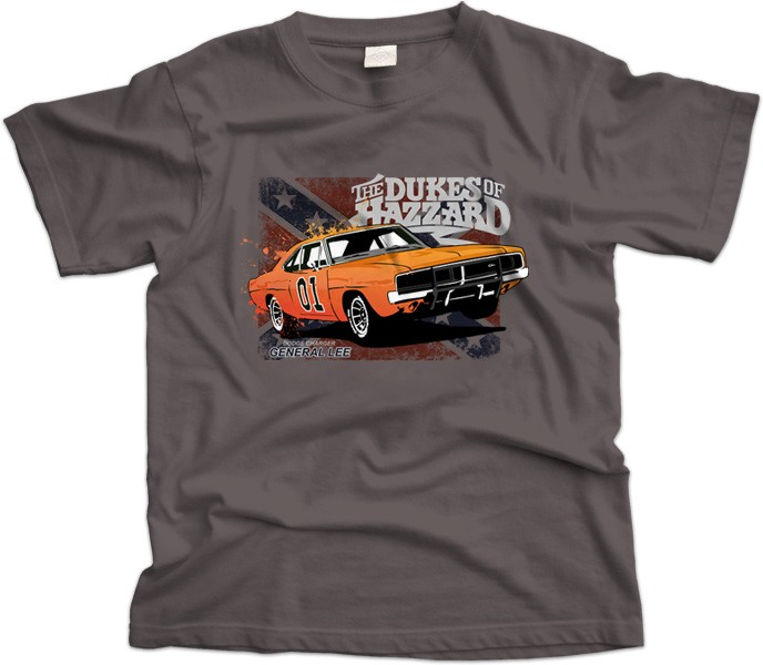 Dodge Charger Dukes Of Hazardt Shirt