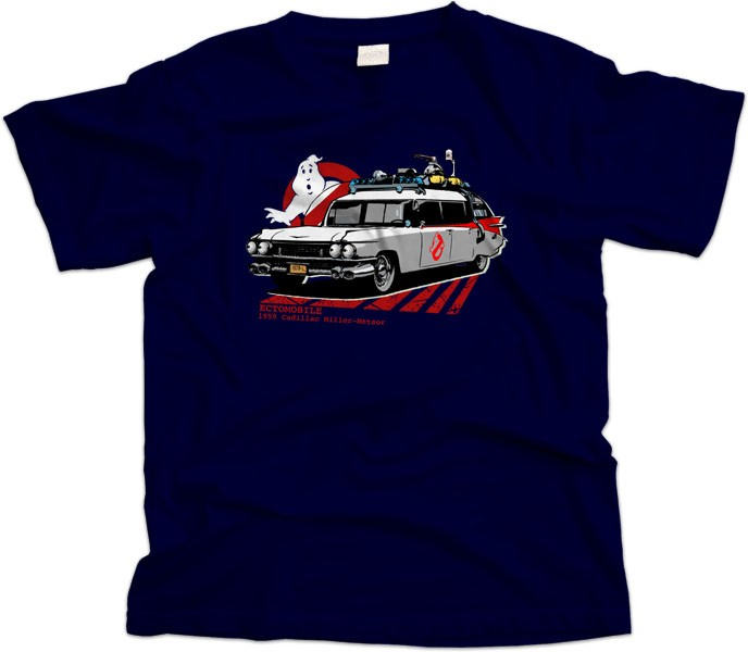 Cadillac Ghost Busters T-shirt