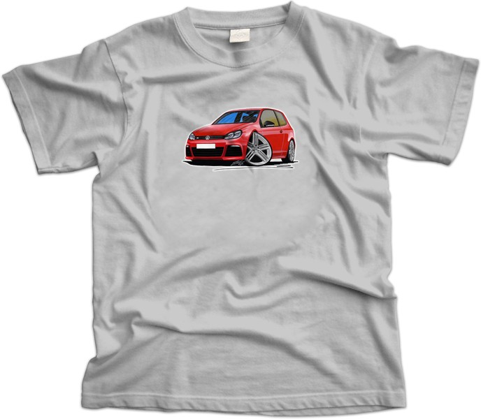 Volkswagen Golf R T-Shirt