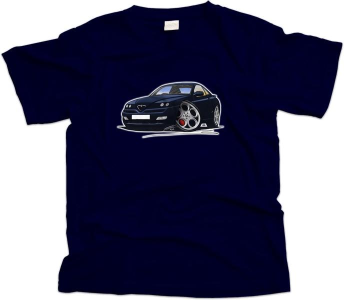 Alfa Romeo GTV Car T-Shirt