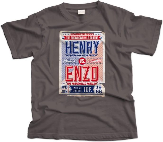 Henry vs Enzo