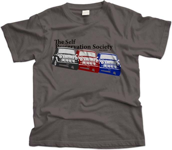 Mini The Italian Job T-shirt