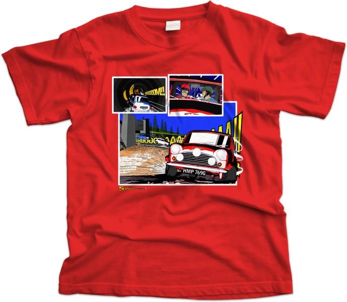 Mini Cooper Italian Job T-Shirt