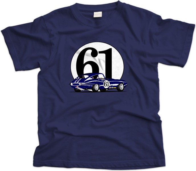 Jaguar E-Type Car T-Shirt