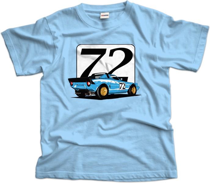 Lancia Stratos T-Shirt