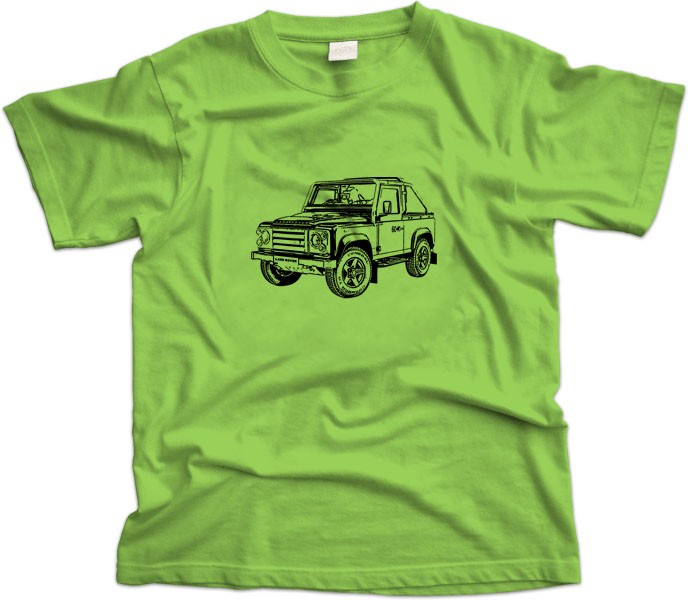 Land Rover Defender T-Shirt