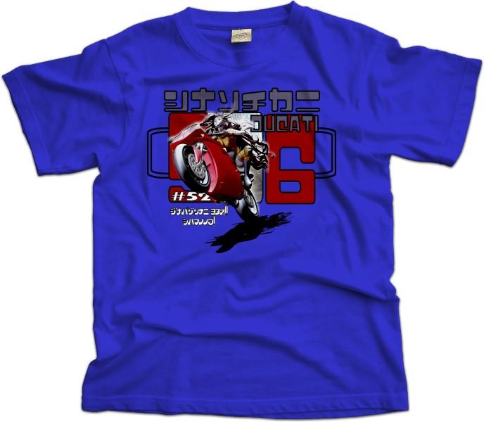Ducati 916 Manga T-shirt