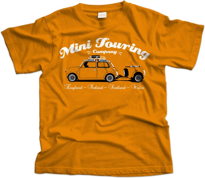 Mini Touring T-Shirt