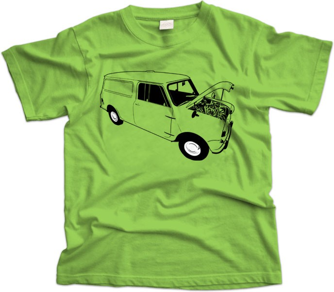 Mini Van T-Shirt