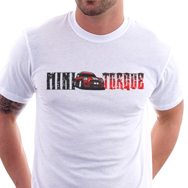 Mini Torque T-Shirt 1 Car T-Shirt