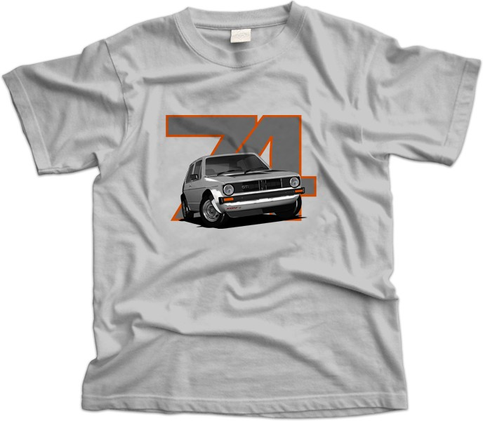Volkswagen Golf Mk1 GTI T-Shirt