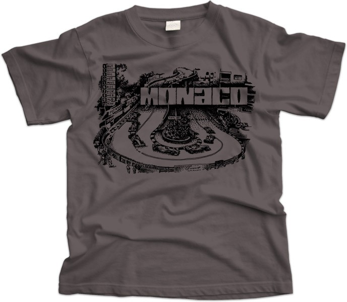 Monaco Loews car T-Shirt