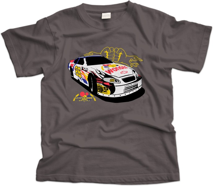 Talladega Nights Car T-Shirt