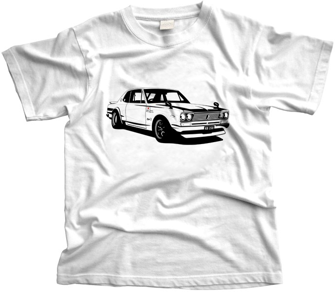 Nissan KPGC10 T-Shirt