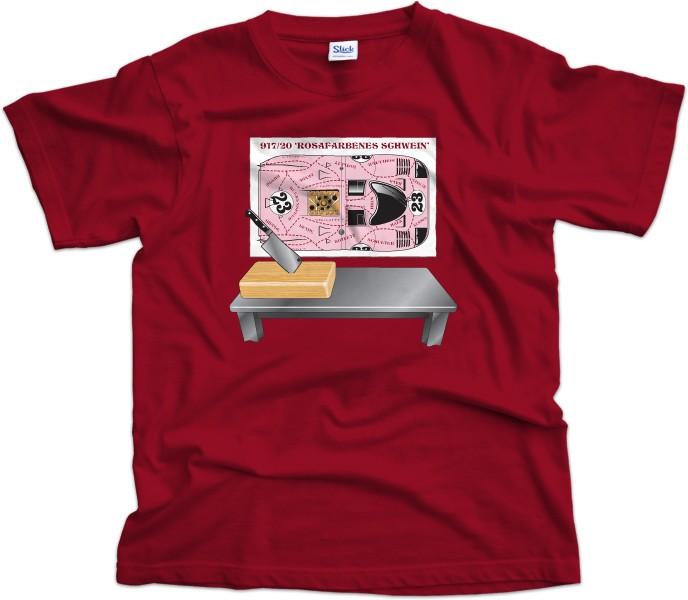 Pink Pig 917 T-Shirt