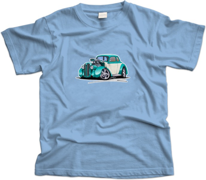 Plymouth Coupe Car T-Shirt