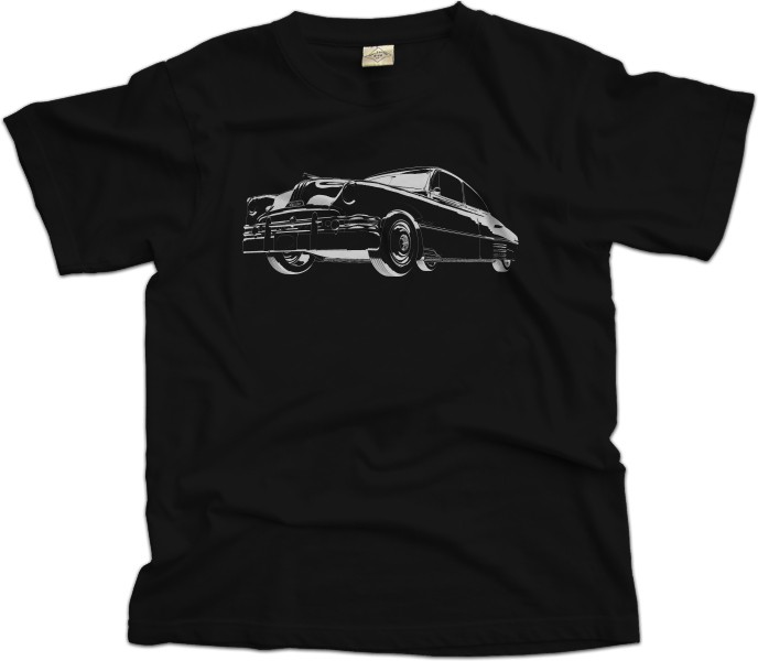 1951 Pontiac Eight T-shirt