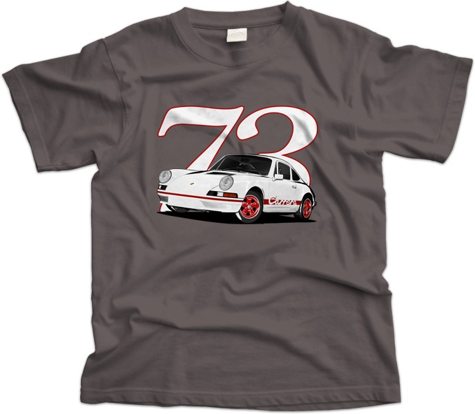 Classic And Cult Car T-Shirts