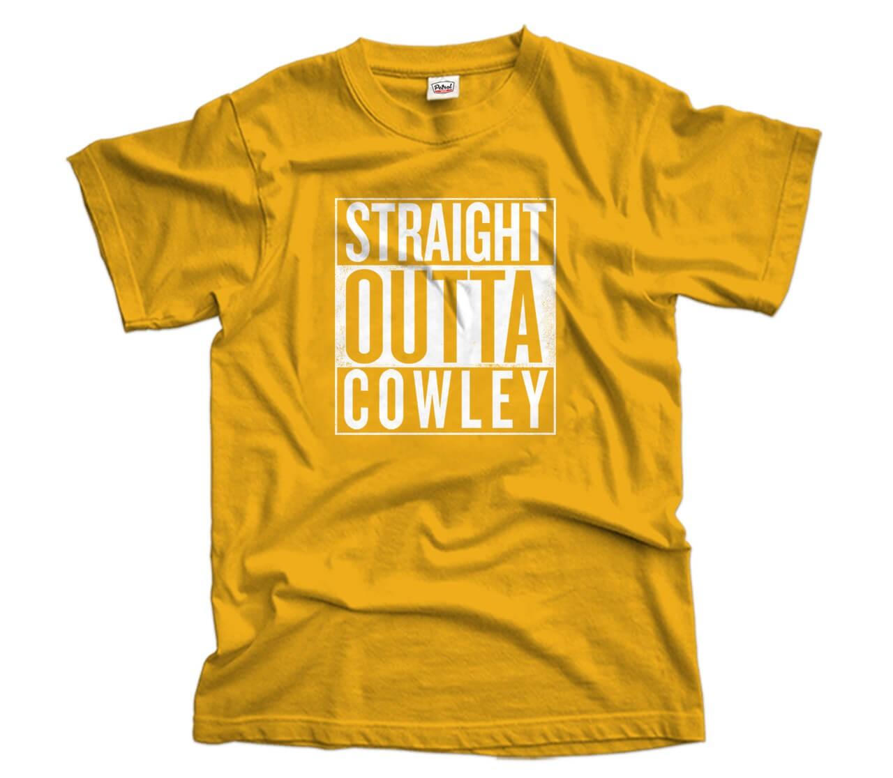 Straight Outta Cowley T-Shirt