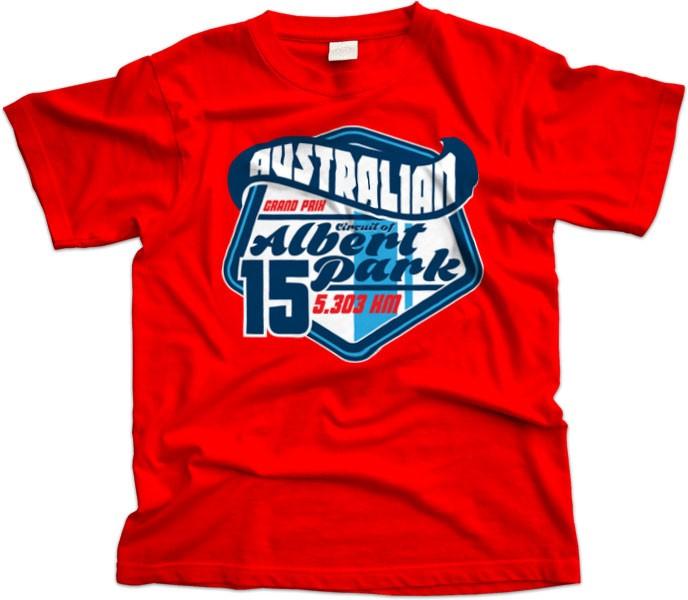Australian Grand Prix Albert Park T-shirt