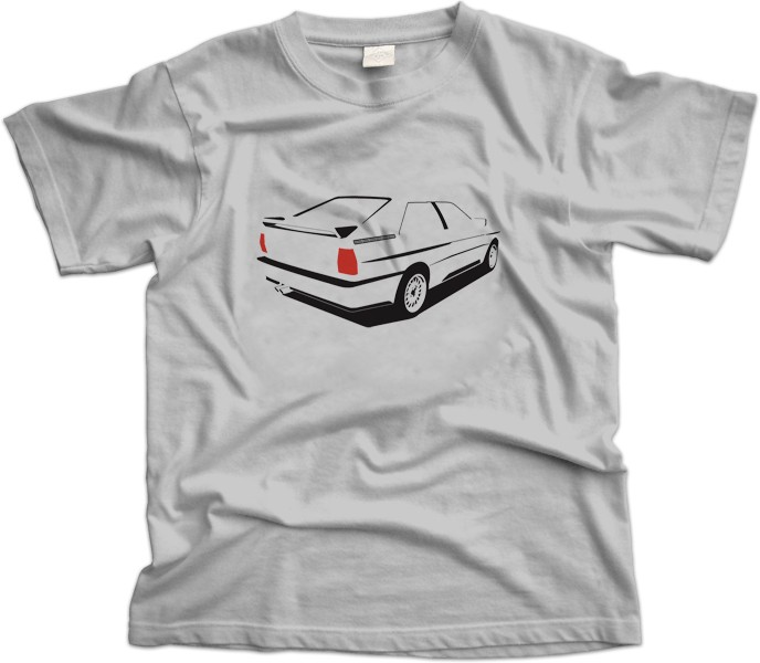 Audi Quattro Car T-Shirt