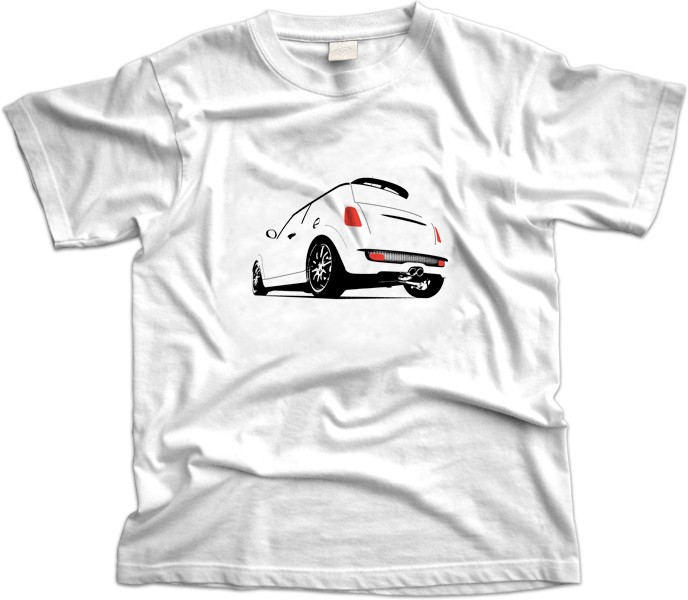 Mini R53 Cooper S Car T-Shirt