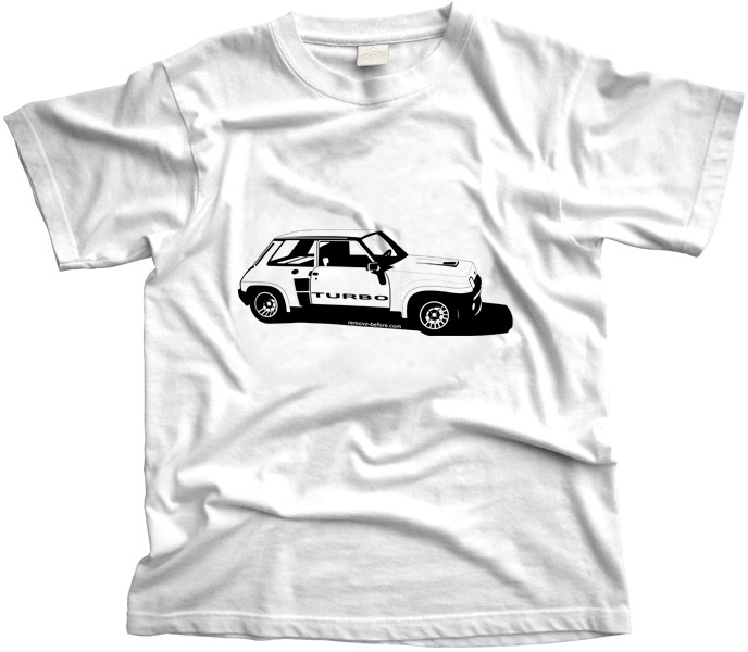 R5 Turbo T-Shirt