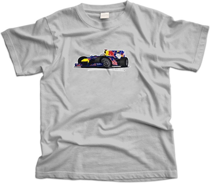 F1 Red Bull RB6